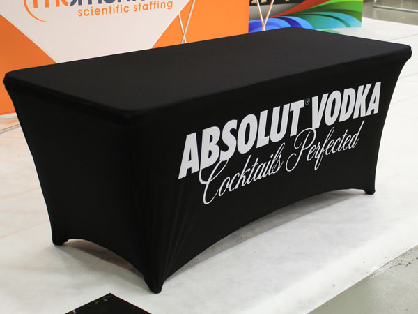 Absolut Vodka Table Cover