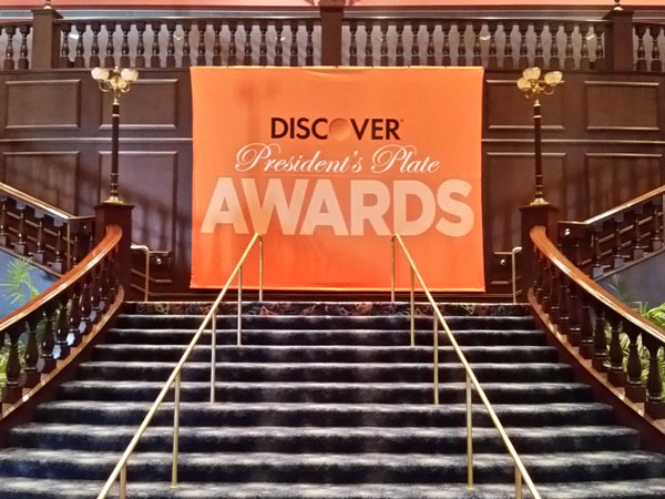 Discover Card Banner