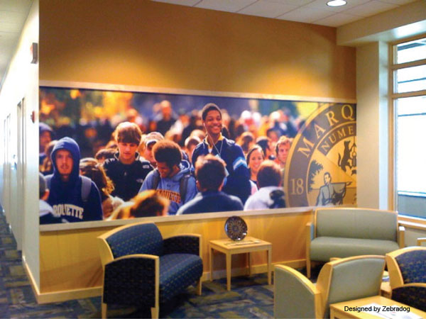 Marquette University Backdrop