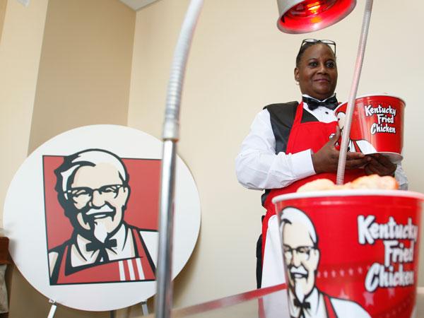 KFC Rigid Sign
