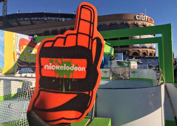 Nickelodeon Structure