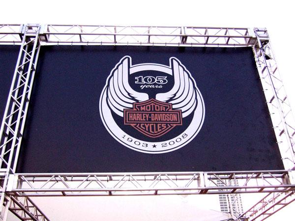 Harley Davidson Event Banners