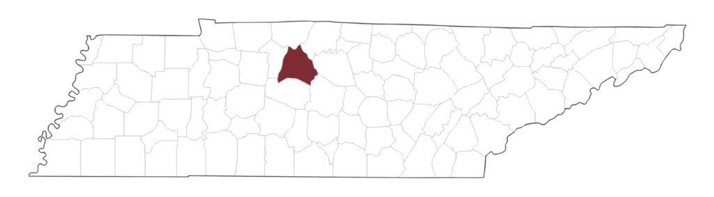 Nashville-tennessee-map